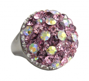 Ring Sunset rosa