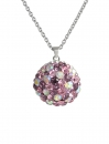 Collier Sunset rosa